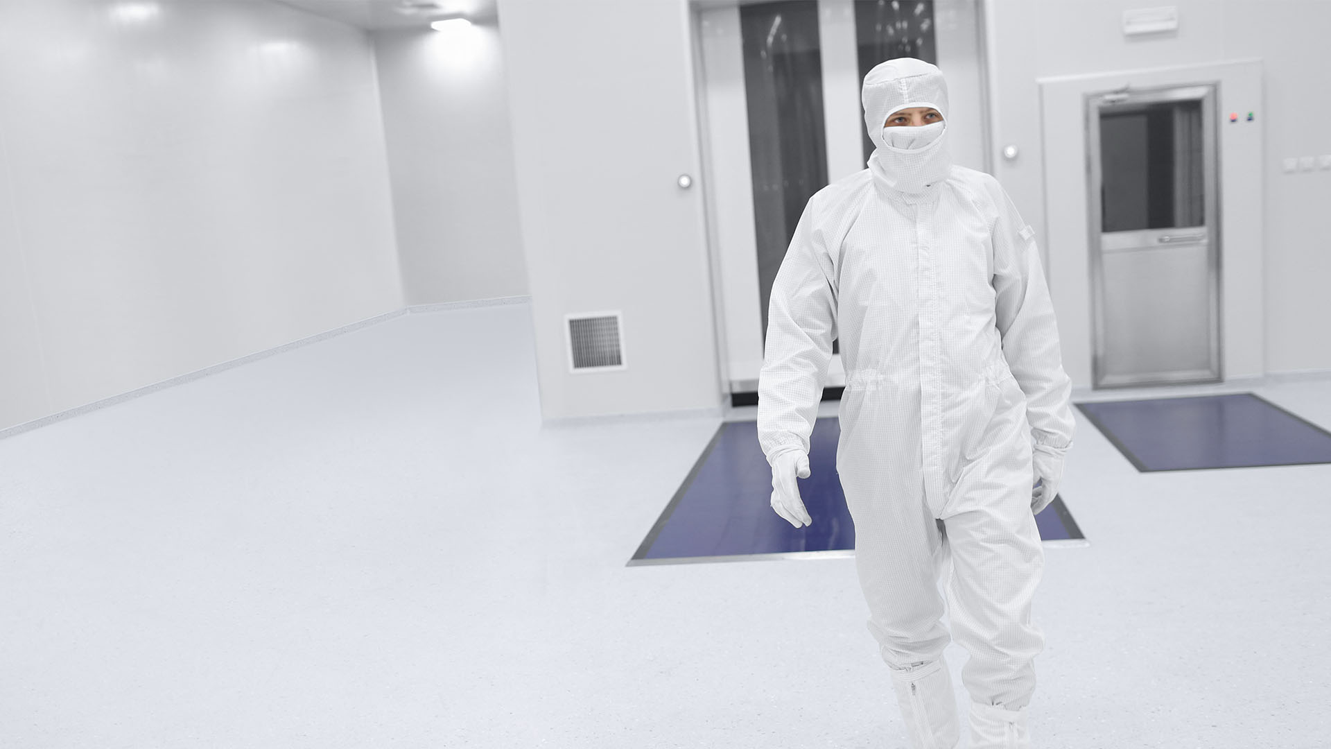 Kombinezon do cleanroom