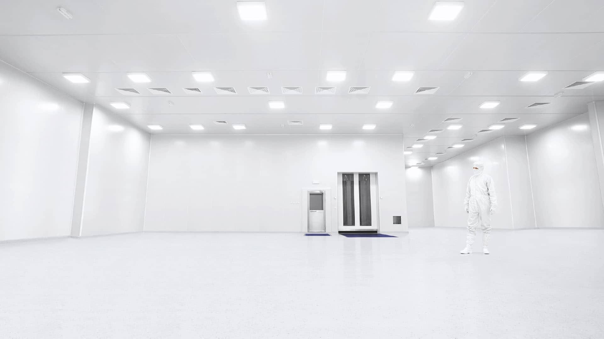 Clean room realizacja